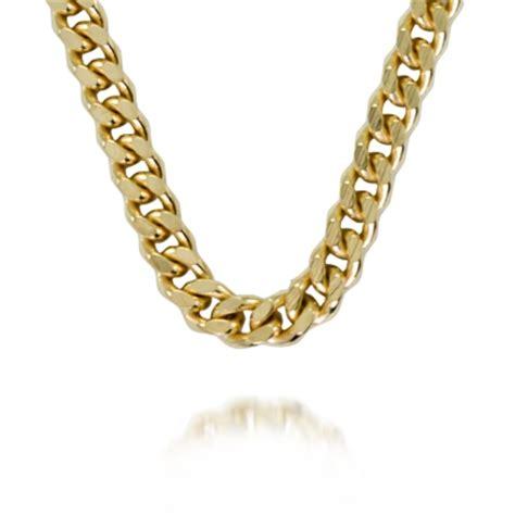 cadenas de oro gruesas para hombre joyas b b
