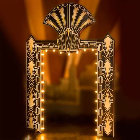 gatsby themed decorations best 25 deco centerpiece ideas on