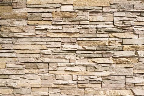 wand aus stein steinwand steinmauer fototapete asian stonewall beige