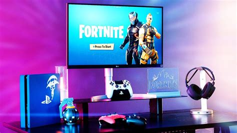 fortnite accessories ultimate fortnite gaming setup