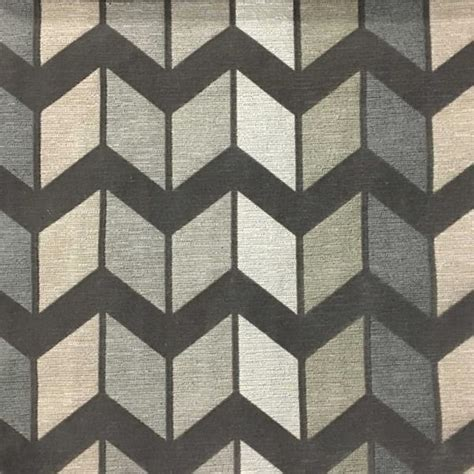 Vinyl Upholstery Fabric For Sale Ziba Chevron Pattern Cotton Blend Upholstery Fabric By