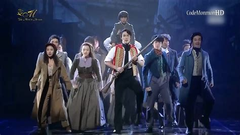 les mis film one day more les miserables one day more korean ver jun 3 2013