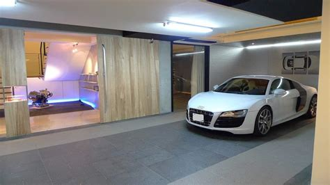 Audi Garage the coolest audi garage we ve seen quattroholic