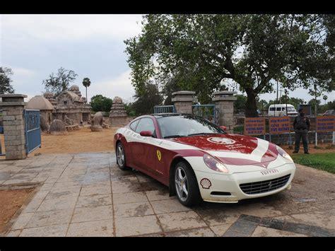 J Kl 612 2008 612 scaglietti magic india discovery drive 2 mysore to bangalore pondicherry