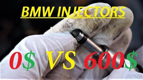 bmw  fuel injector problems quick fix   read