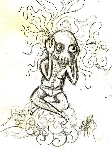 Sometimes I Think I Much Personal Inform 2 by The Gallery For Gt Shroom Drawings