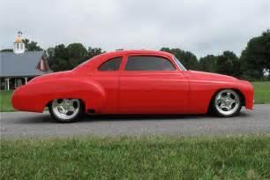 1949 Chevrolet Coupe 1949 Chevrolet Custom Businessmans Coupe M80 81020