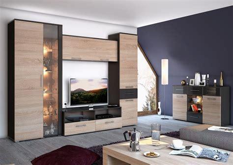 moderne hängelen wohnzimmer eck wohnwand modern ambiznes
