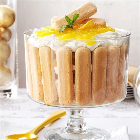 italian pineapple trifle recipe taste of home
