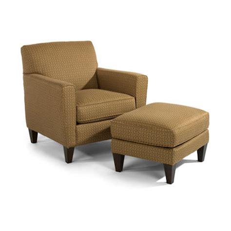 Flexsteel Digby Chair by Flexsteel 5966 10 08 Digby Chair And Ottoman Discount
