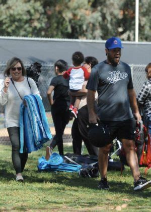 At Sons League by Hilary Duff Attends S League With