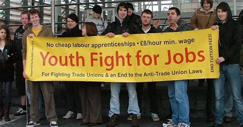 fighting youth unemployment the effects of active labor gordon brown warns against global youth unemployment