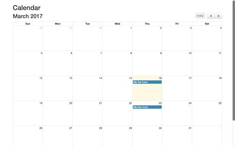 tutorial json codeigniter fullcalendar with php and codeigniter database events