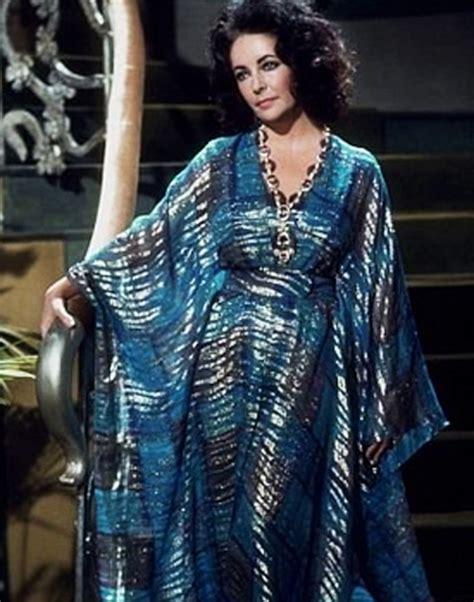 Elizabeth Kaftan Dress out about grand juror at la jolla international fashion