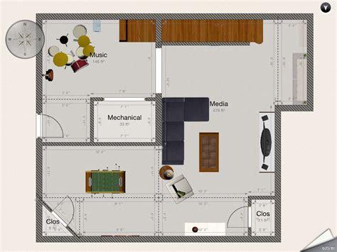 basement finishing floor plans basement remodeling pickerington oh