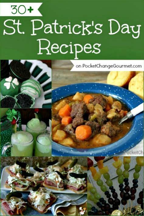 st s day recipes from ireland jello hoosier