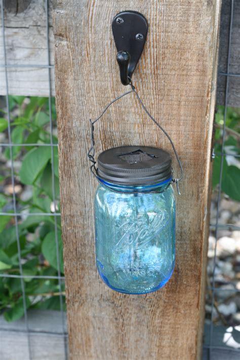 diy mason jar solar lights mason jar solar light diy 171 thriftdee