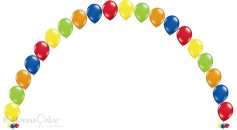 String Balloons - balloon with string clipart images