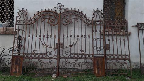 ladari in ferro battuto antichi cancelli in ferro battuto antichi