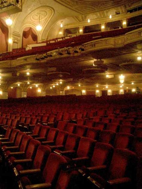 playhouse square seating the palace theater playhouse square cleveland an