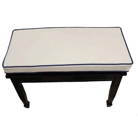 piano bench cushions box top piano bench cushions custom sizes everything for your piano