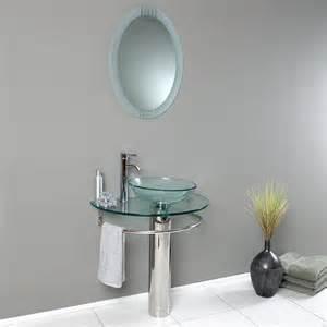 shop fresca vetro stainless steel vessel single sink