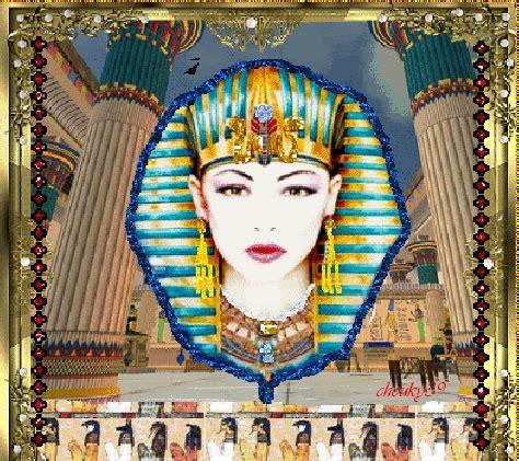 imagenes de sacerdotisas egipcias espejo encantado leyendas