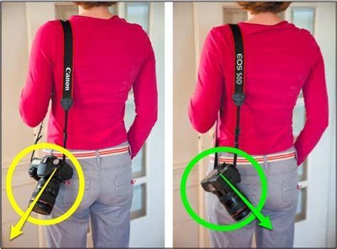 tips singkat cara aman saat menggantungkan slr di pundak belajar fotografi