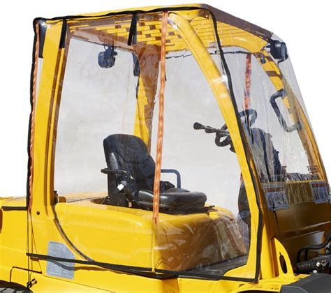 Forklift Cover by Automotive Tony Beal Ltd Glasgow