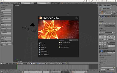 Blender Yang Baik open the world december 2012