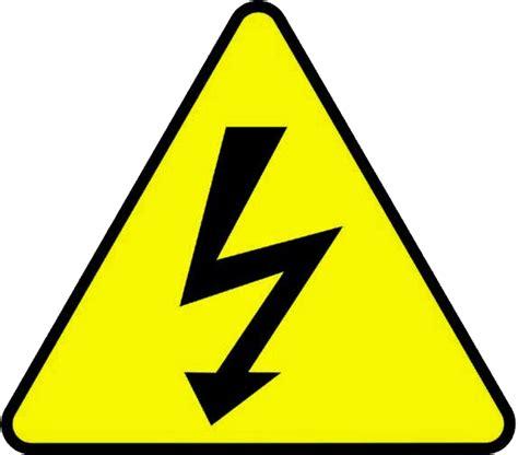 Awas Tegangan Tinggi high voltage png images free