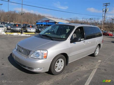 Ford Freestar 2005 by 2005 Ford Freestar Silver 200 Interior And Exterior Images