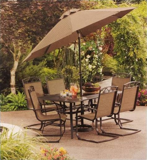 kroger outdoor furniture sale harrington 7 dining