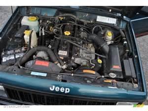 Jeep 4 0 Motor 1996 Jeep Sport 4wd 4 0 Liter Ho Ohv 12v Inline 6
