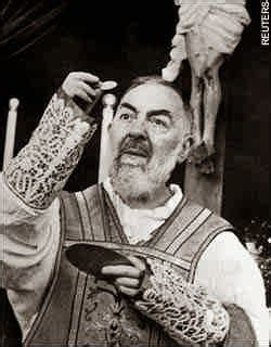 the prayer that padre pio said everyday for his followers