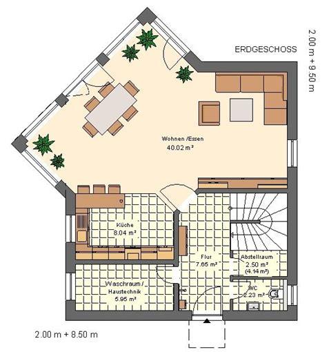 blähton fertighaus g 228 ste wc unter treppe massivbauweise stein auf stein