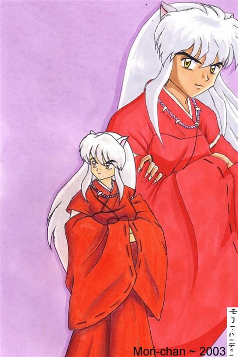 read inuyasha inuyasha anime vs by morichanheartsaya on deviantart
