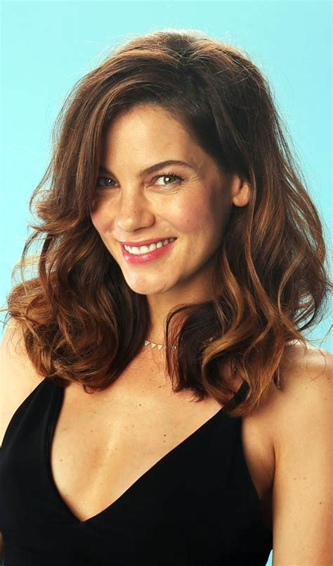 wavy hairstyles mid length with feathered bangs and sides 17 best images about hair on pinterest medium length