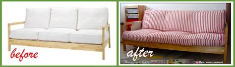 foderare il divano una nuova fodera per il divano ikea lillberg 183 pane