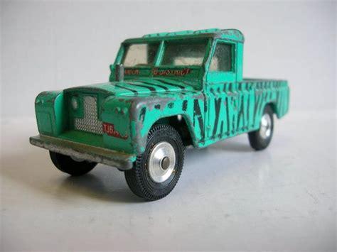 land rover daktari half price sale vintage toy car corgi safari land
