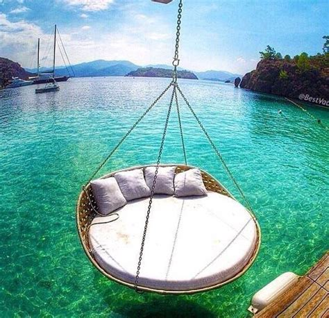 hammocks and swings hammock circle swing over water summer it sizzles