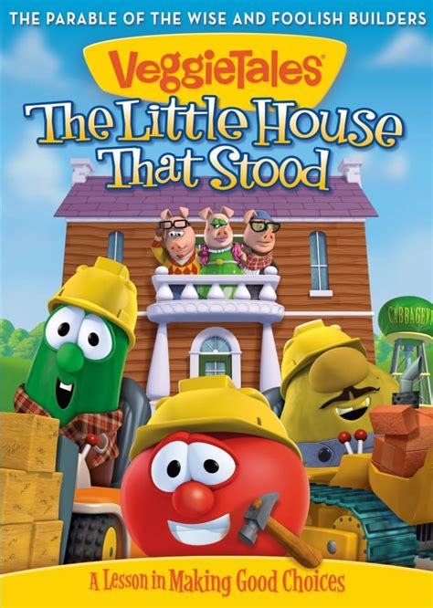 Veggietales The Little House That Stood Review And Giveaway Soldier S Wife Crazy Life
