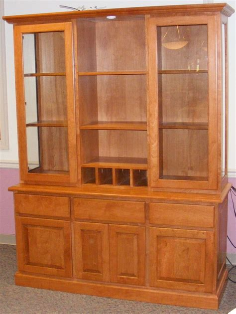 custom made china cabinets handmade china cabinet by delaware fabricating
