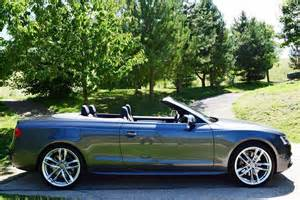 Audi S5 Convertible For Sale Used 2016 Audi S5 Convertible Automatic For Sale In Sussex