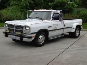 sell used 1991 dodge ram daully turbo 12v cummins diesel