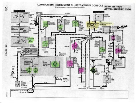 mercedes w124 wiring diagram mercedes w202 wiring