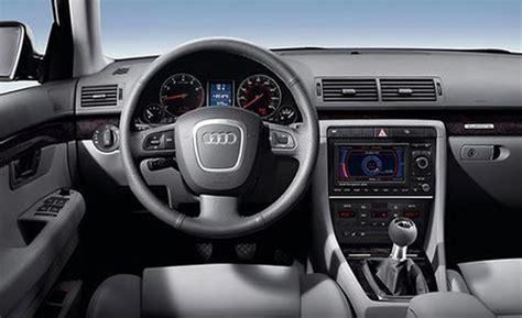 A4 Interior by 2007 Audi A4 1 8 Tfsi Related Infomation Specifications
