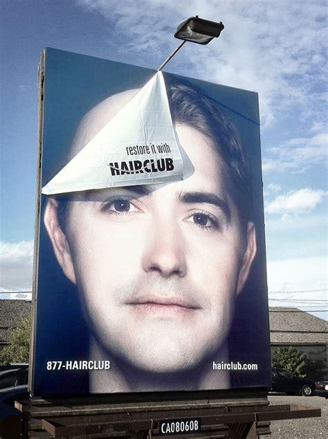 best hair ads 30 more creative billboard ads bored panda