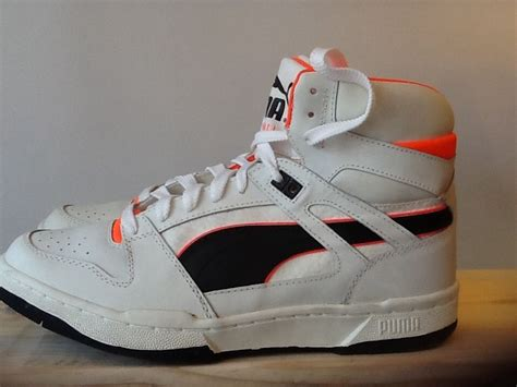 1990s basketball shoes vintage retro invader hi top basketball boots shoes