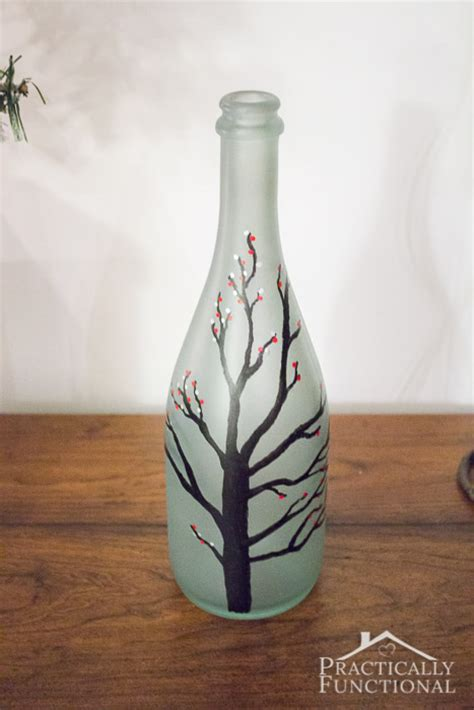 Make Your Own Vase by How To Make Your Own Frosted Glass Vase Diy Arts And Crafts